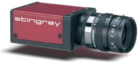 AVT STINGRAY Camera