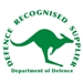 Defence Recognised Supplier Scheme Logo