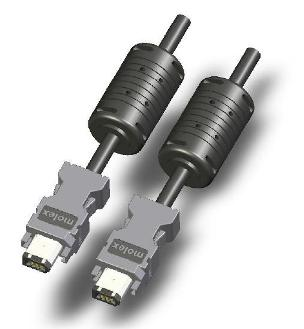 Firewire IEEE 1394b Long Distance Cables - AVT