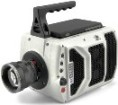 Phantom high speed cameras with improved sensitivity